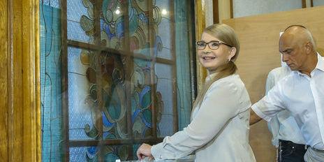 Юлія Тимошенко: Сьогодні кожен бюлетень має бути – за життя