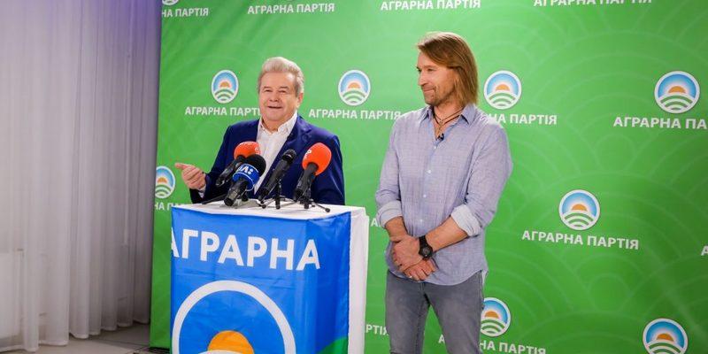Аграрна партія Поплавського набирає 6,15% і проходить до Верховної Ради, - екзит-пол