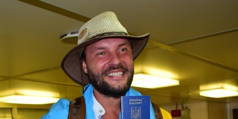 Українець вперше в історії країни здійснив навколосвітню подорож, яка тривала 280 днів
