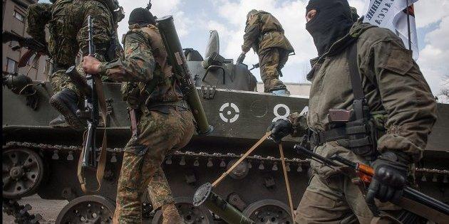 У «Слузі народу» виключили амністію для бойовиків на Донбасі