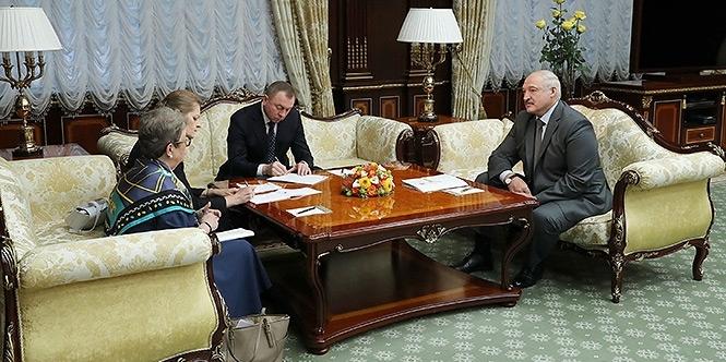 Лукашенко - ЄС: У нас є спільна біда - Україна