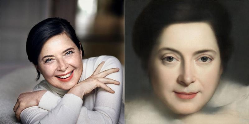Група розробників створила сервіс, який перетворює фотографії на класичні портрети