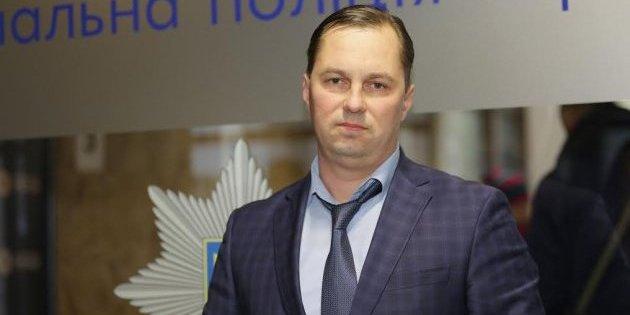 В Одесі затримали екс-начальника поліції Головіна (фото)