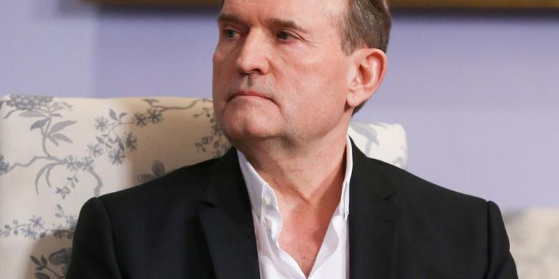 Медведчук запропонував внести зміни до Конституції щодо особливого статусу Донбасу