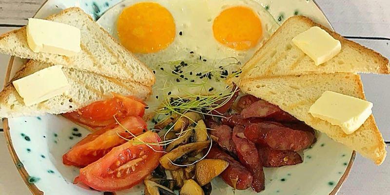 П'ять найкращих продуктів для сніданку
