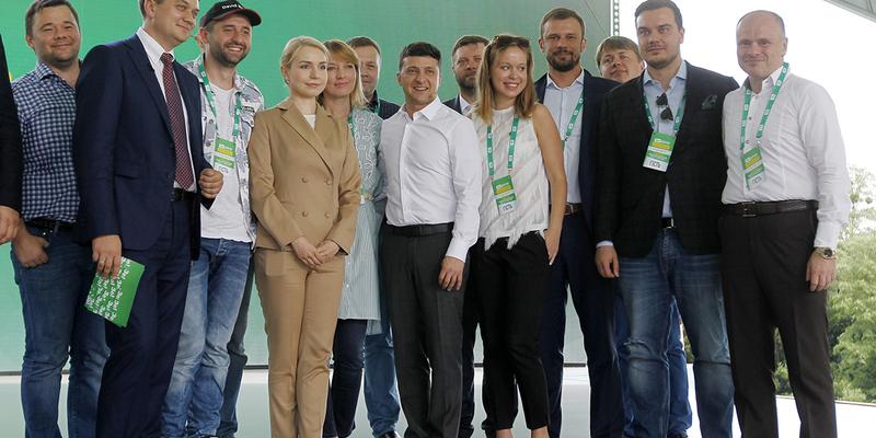 Усі депутати від «Слуги народу» проведуть тиждень в Трускавці