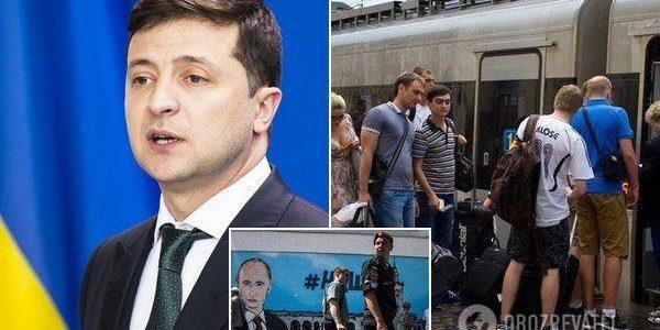 Українці просять Зеленського випередити запуск поїздів через Кримський міст