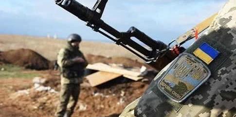 ООС: бойовики стріляли з автоматичного гранатомету