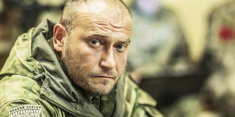 «Ви не зупинете наш переможний шлях»: Дмитро Ярош звернувся до Зеленського
