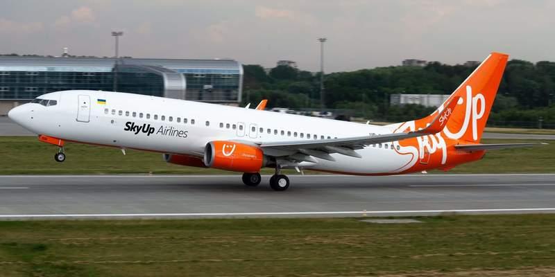 SkyUp відкриває рейси у Чехію з трьох українських міст