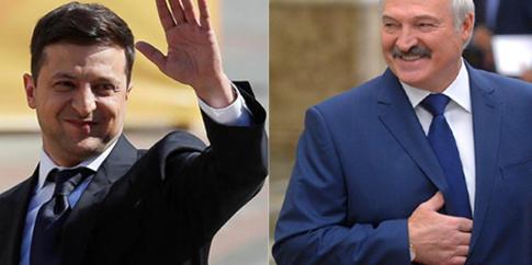 Зеленський і Лукашенко запросили один одного в гості