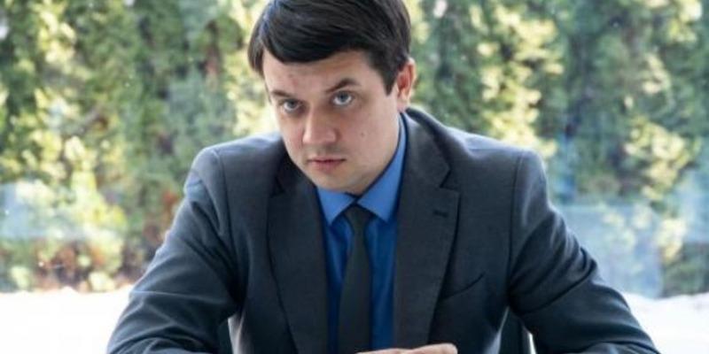 Разумков прокоментував чутки про відставку Богдана з посади голови ОП
