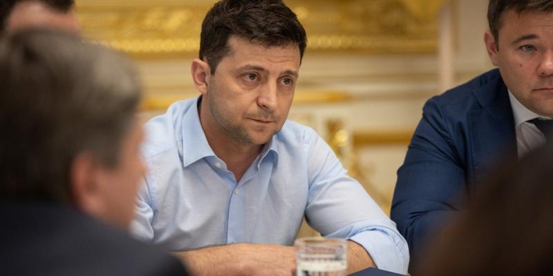 Зеленський витратив $ 60 тис. на американських лобістів, - звіт компанії