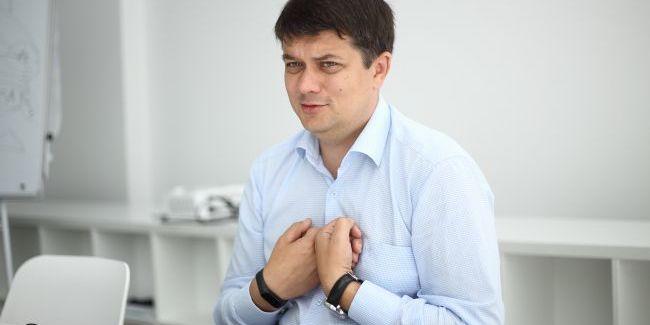 «Слуга народу» висуне Разумкова на пост спікера Ради