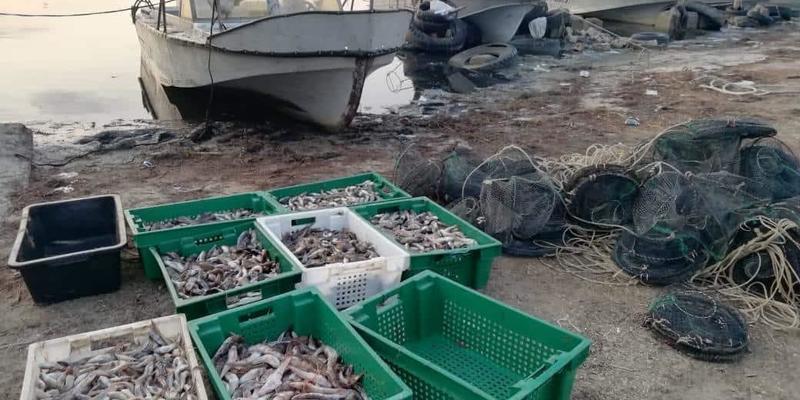 На Херсонщині затримали браконьєрів з незаконним виловом на 250 тисяч гривень (фото, відео)