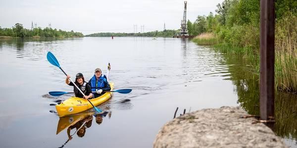 У Чорнобильскій зоні запустять водні маршрути для туристів