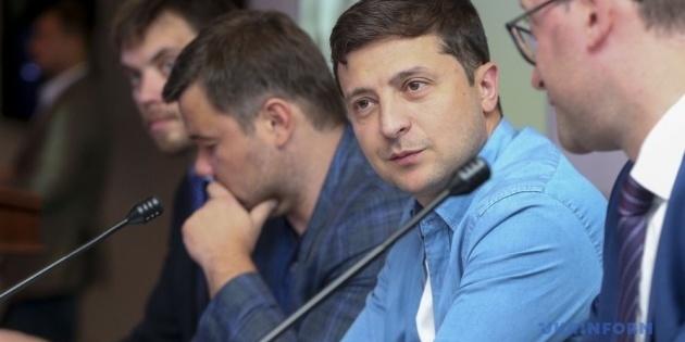 Зеленський пригрозив нардепам від «Слуги народу»