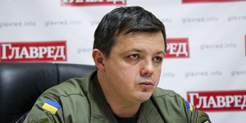 Семенченко подав заяву про скоєння злочину Порошенком під час виведення українських військових з Логвинового