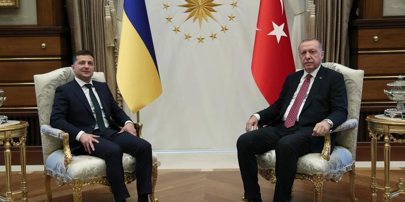 Зеленський запросив Туреччину інвестувати в Україну