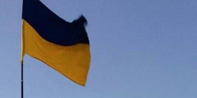 В окупованому Криму підняли український прапор