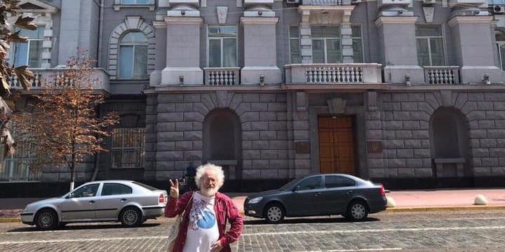 Редактор «Ехо Москви» приїхав до Києва відкривати проросійське радіо