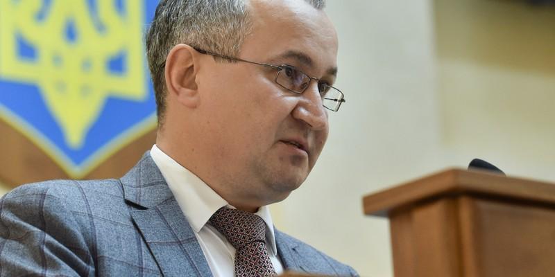 НАБУ відкриє кримінальні провадження проти голови СБУ Грицака