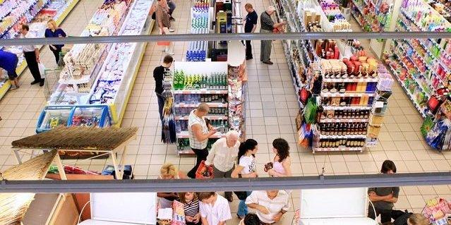 Ціни в Україні падають другий місяць поспіль — Держстат