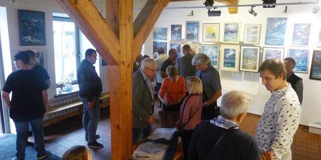 У Литві відкрили виставку, присвячену полоненим українським морякам (фото)