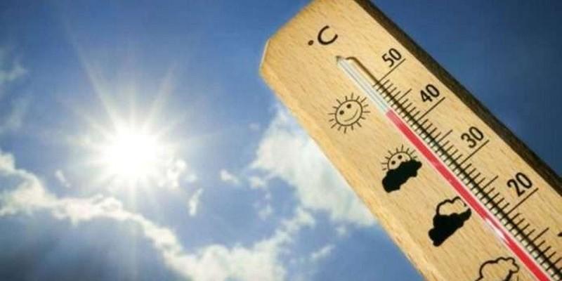 Завтра в Україні спека досягне +35