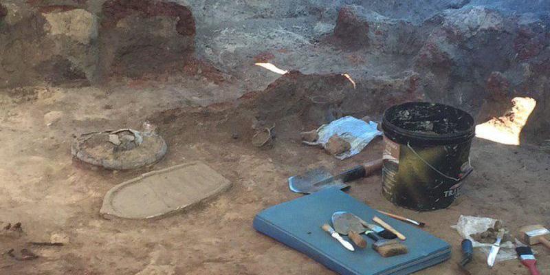 На Полтавщині археологи знайшли золото та зброю скіфів