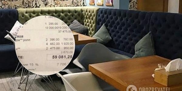 В Одесі ресторан розвів іноземця на гроші й загримів у скандал