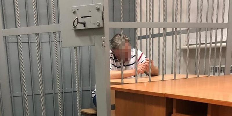 СБУ показала відео затримання Гримчака (фото, відео)