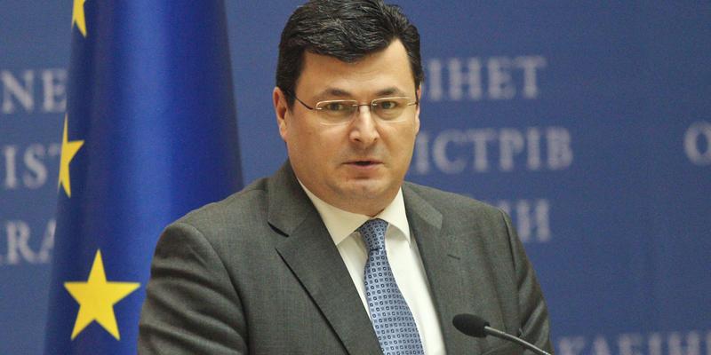 Радуцький рекомендує призначити міністром охорони здоров'я Квіташвілі ще раз