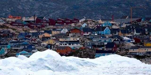 Трамп подумує купити у Данії Гренландію