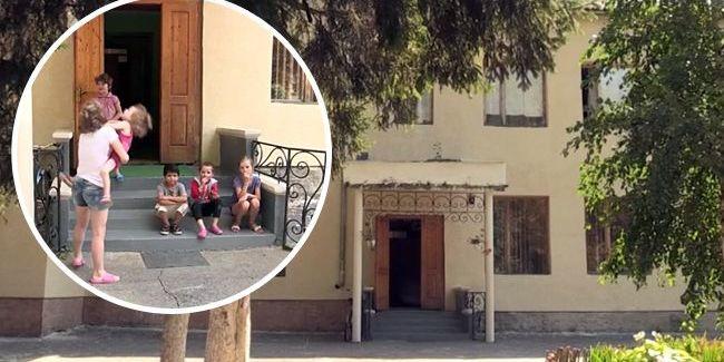 Скандал у дитячому притулку на Закарпатті: вихователі і медсестра б'ють дітей