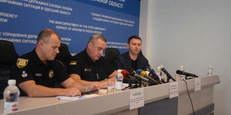 В поліції Одещини назвали версії причин смертельної пожежі в «Токіо Стар»