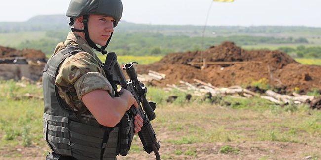 За добу на Донбасі не постраждав жоден український військовий