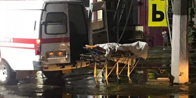 У міськраді Одеси розповіли про стан постраждалих від пожежі в «Токіо Стар»