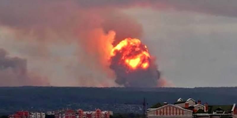Російські станції радіаційного моніторингу «замовкли» після вибуху підСєвєродвінськом