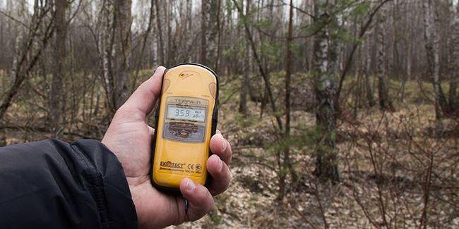 Україну накрила радіоактивна хмара після вибуху ракети в РФ