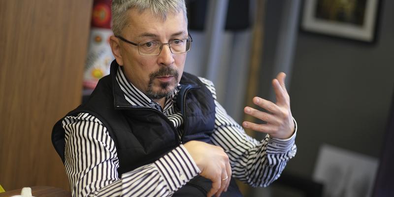 Олександр Ткаченко пішов з посади гендиректора «1+1 медіа»