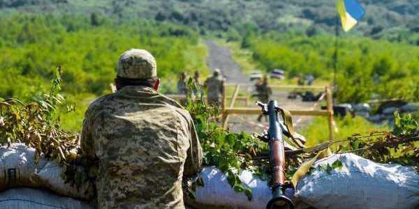 Бойовики 20 серпня обстріляли 7 позицій ОС – одного бійця поранили