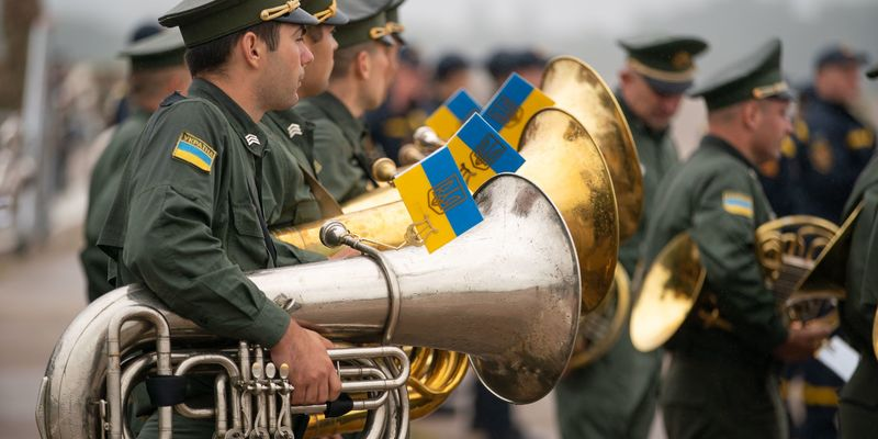 Стало відомо, хто виступить на ході до Дня Незалежності в Києві (фото)