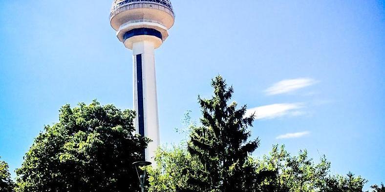 В Анкарі вежу Атакюле 24 серпня підсвітять синьо-жовтим