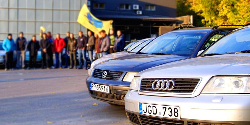 Поліція не виписувала штрафи водіям на єврономерах за порушення при ввезенні транспортних засобів