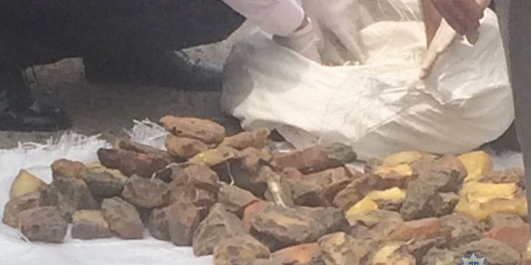 Поліція відкрила близько 300 кримінальних проваджень за незаконний видобуток бурштину