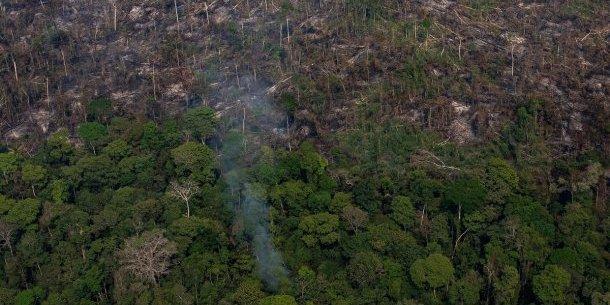 Масштабні пожежі в Амазонії: президент Бразилії відмовився від допомоги G7 (фото)