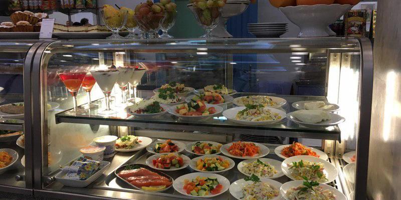У буфеті Верховної Ради подорожчала їжа