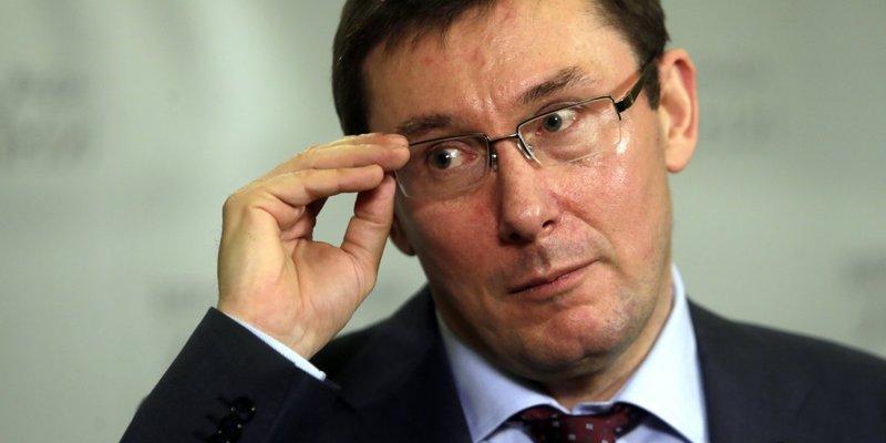 Луценко оцінив свого ймовірного наступника на посаді Генпрокурора