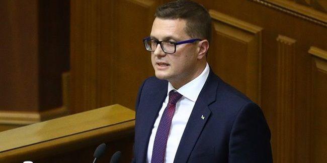 Баканов призначений новим главою СБУ